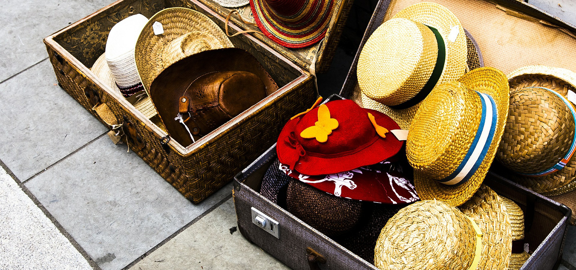 S námi si kufry balit nemusíte